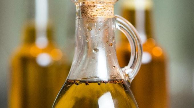 Olivenöl_Flasche
