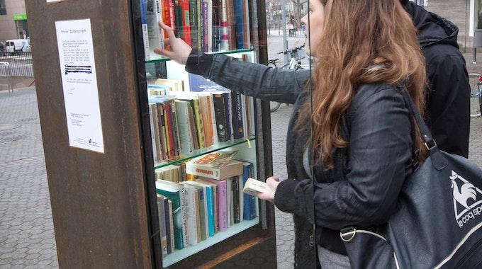 Bücherschrank NRW