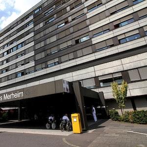 Das Klinikum in Köln-Merheim