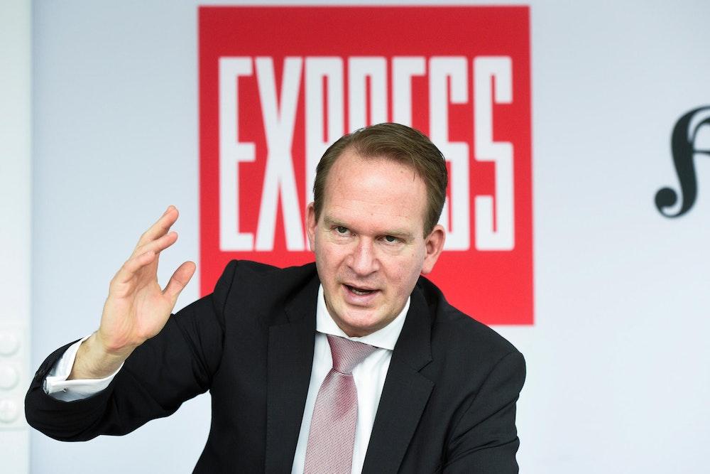 Stefan Löcher, Geschäftsführer der Lanxess-Arena, spricht Klartext.
