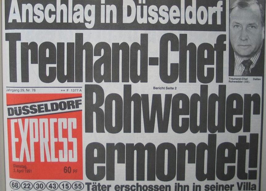 Rohwedder_Schlagzeile