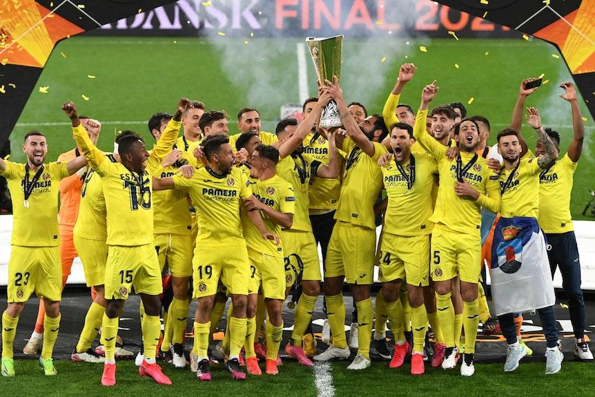 Villarreal Europa League Finale
