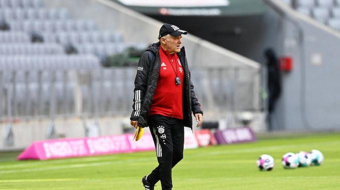 Gerland Kein Trainer