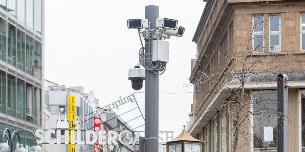 Videoüberwachung Neumarkt
