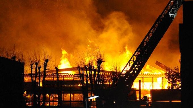 Holzhandel Viersen Brand