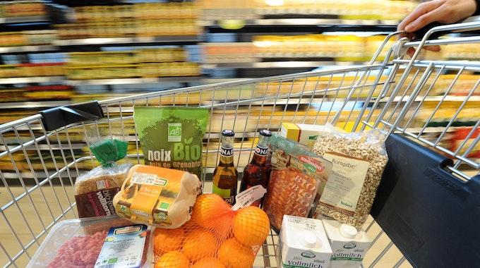 Wer die entsprechenden Nudeln gekauft hat, sollte sie zurückbringen (hier ein Symbolfoto von einem beliebigen Einkaufsmarkt).