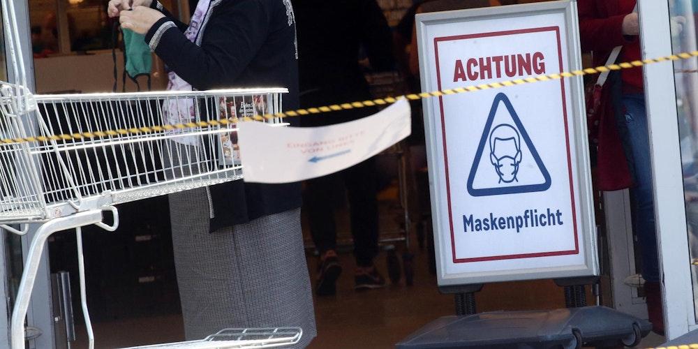 Supermarkt_Angriff_Maskenpflicht