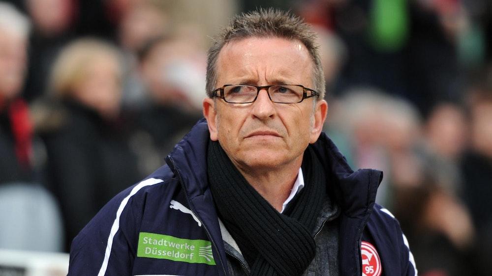 Der frühere Trainer von Bundesligist Fortuna Düsseldorf Norbert Meier gibt das Ende seiner Trainer-Karriere bekannt.