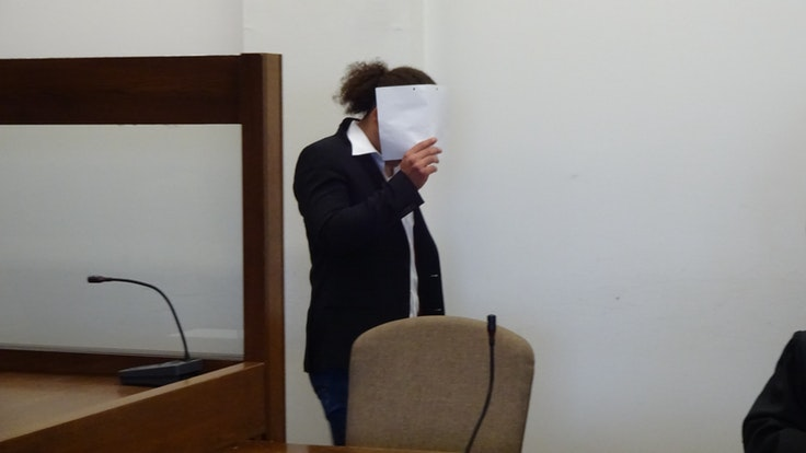 Burkan G. Vergewaltigung Hansaring
