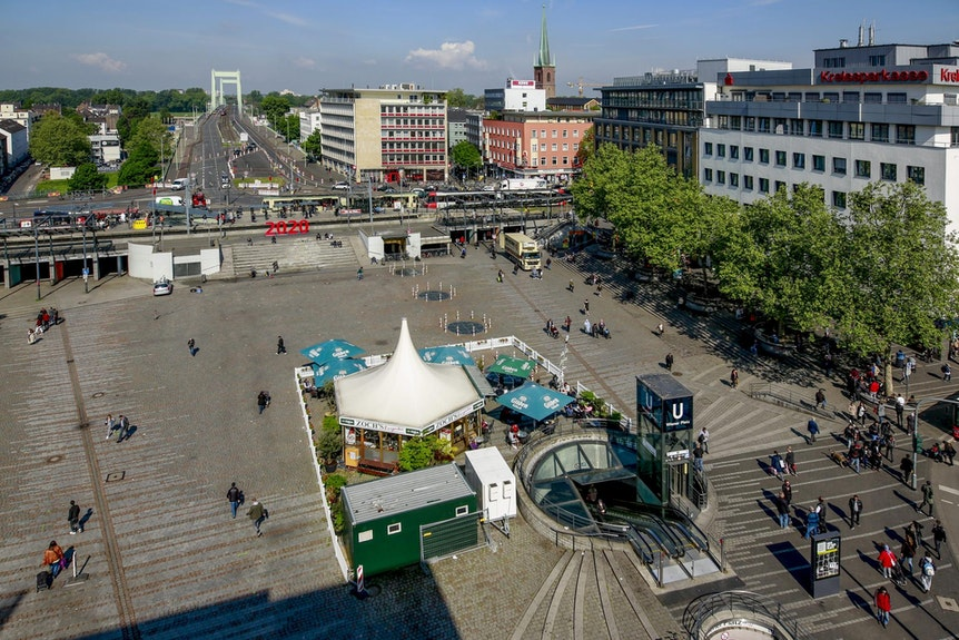 Wiener Platz Köln