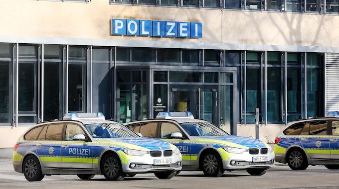 wache polizei