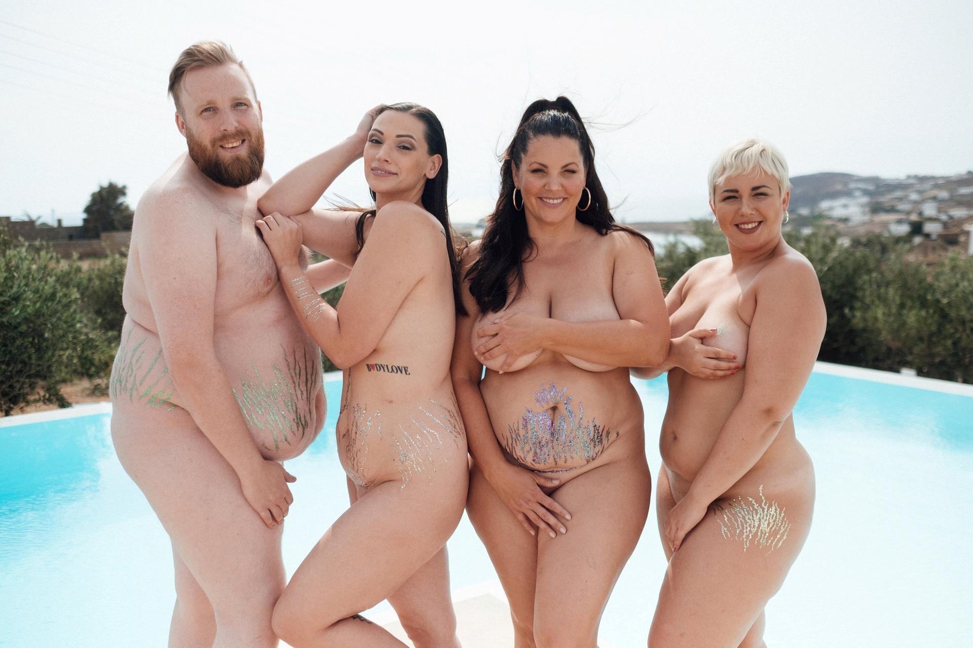 Nackt tutti frutti kandidatin 30 Jahre