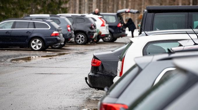 auto parkplatz symbol