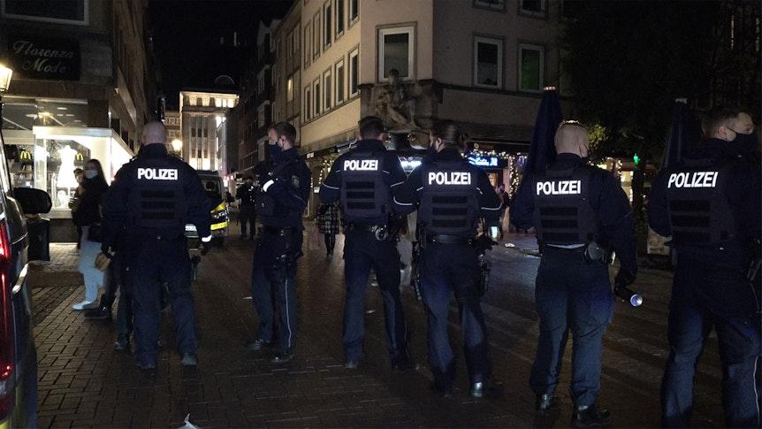 Polizei Altstadt Düsseldorf