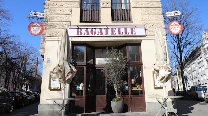 Foto des Restaurants Bagatelle in der Kölner Südstadt