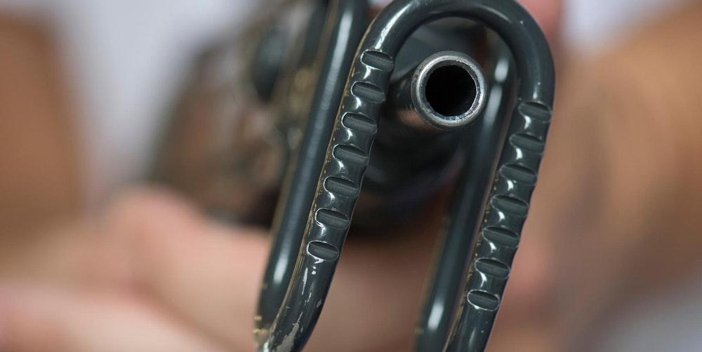 Bonn_Maschinenpistole