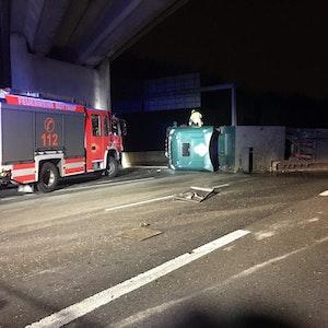 Neu A2 Unfall bei Bottrop