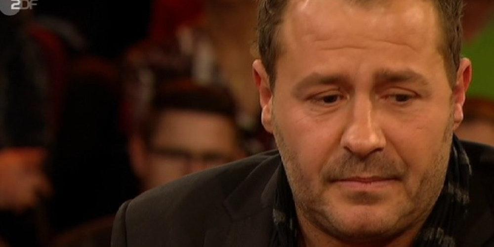 Willi Herren legte bei Markus Lanz eine schonungslose Drogenbeichte ab.