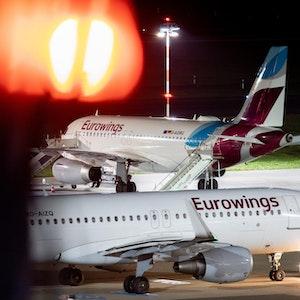 eurowings maschine