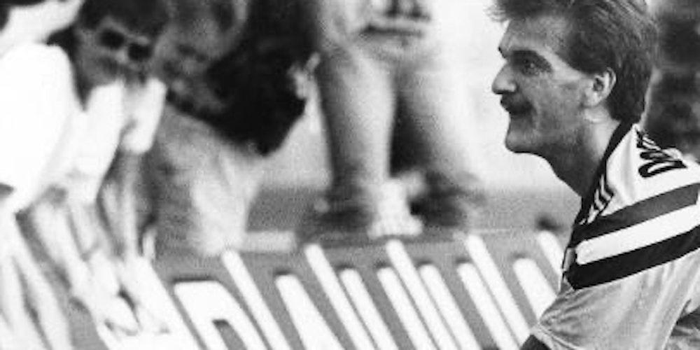 Günter Breitzke (r.), hier mit Teamkollege Andreas Möller, erlebte beim BVB die beste Zeit.