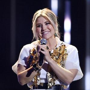 Beatrice Egli im Dezember 2020 bei der Jose Carreras Gala