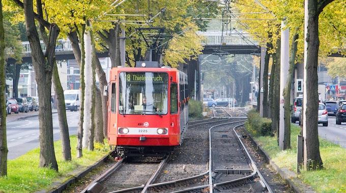 Stadtbahnlinie 18 in Bonn wegen Baumaßnahmen getrennt