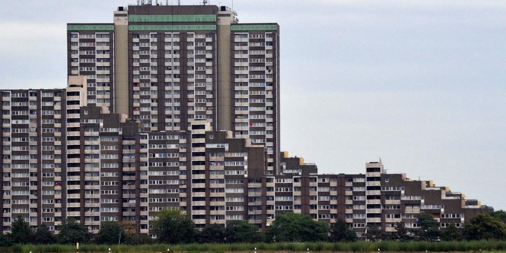 Ein echtes Problemviertel: Der Kölnberg