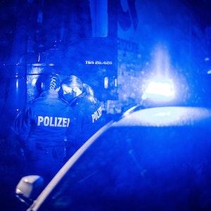 polizei nacht beamte
