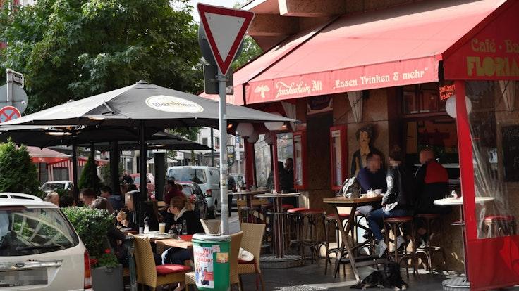 Cafe Florian Duesseldorf