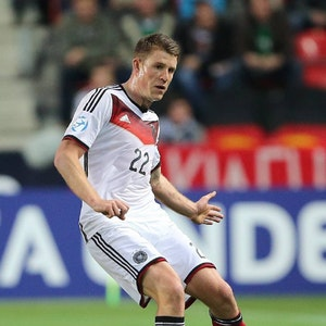 Dominique Heintz hat sich bei der U21-EM in die Startelf gekämpft und will nun die Portugiesen bezwingen.