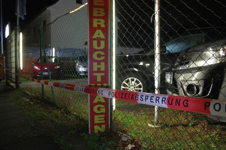 2019-11-06 Brutaler Raub Autohaendler Hauptstrasse B8 Troisdorf Spich (21)