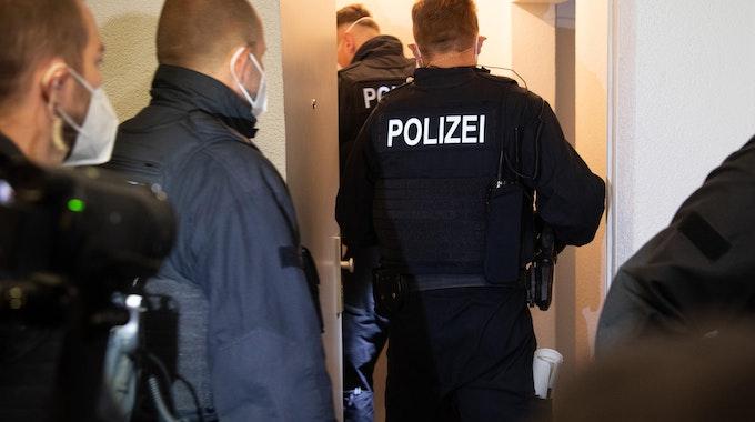 polizei wohnung
