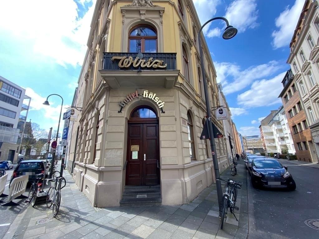 Köln: Affäre verabredet sich mit Zettel an Kneipe in der