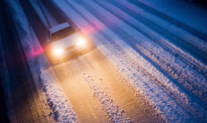 Winter Autowäsche 2