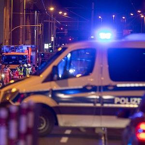 polizeieinsatz nacht