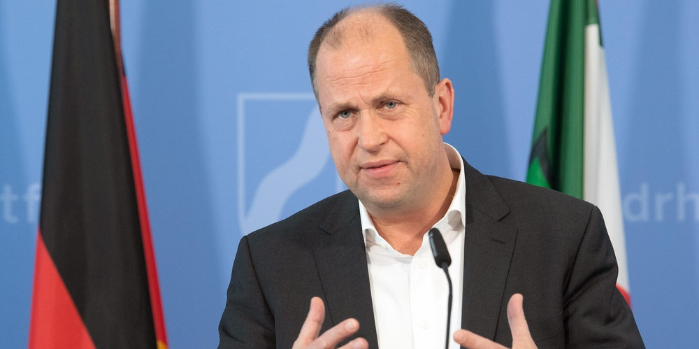 NRW Minister Joachim Stamp