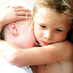 Kinder Geschwister Trauer Trost
