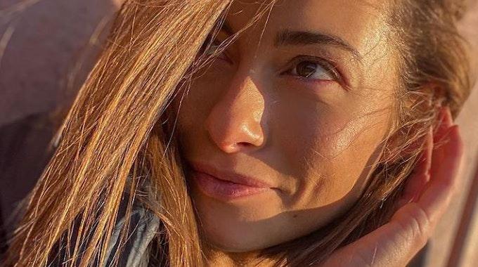 Jennifer Lange Selfie