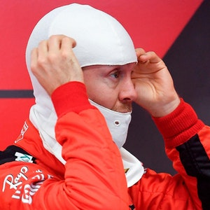 Vettel sieht Titel-Traum schwinden