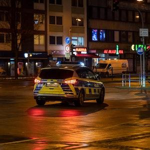 polizei streife