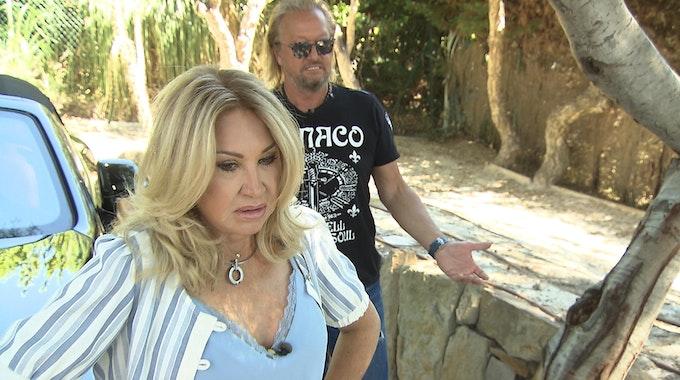 Robert und Carmen Geiss in ihrer Show