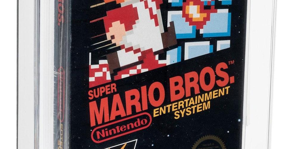 Super Mario Bros. Spiel