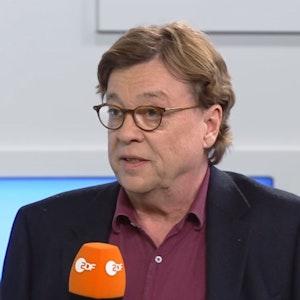 Bela Rethy EM ZDF