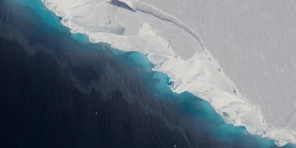 Thwaites-Gletscher
