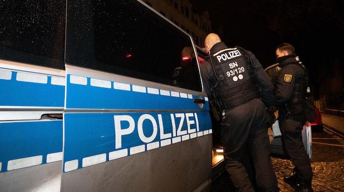 Polizeieinsatz (1)