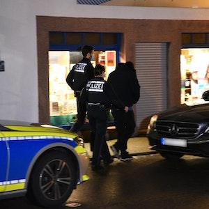polizei kontrolle einsatz