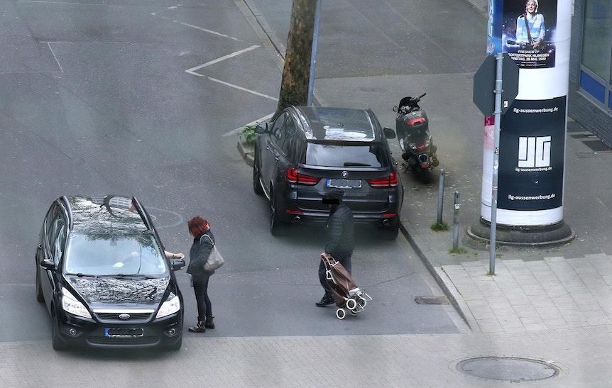 Straßenstrich düsseldorf Club Mona