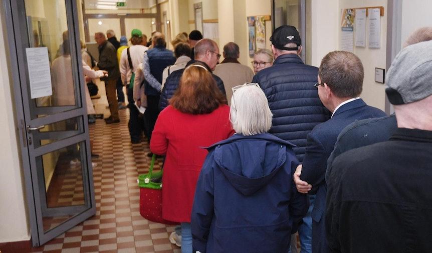 Wahlbüro