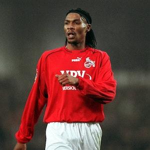 Rigobert Song im Trikot des FC in der Saison 2001/2002