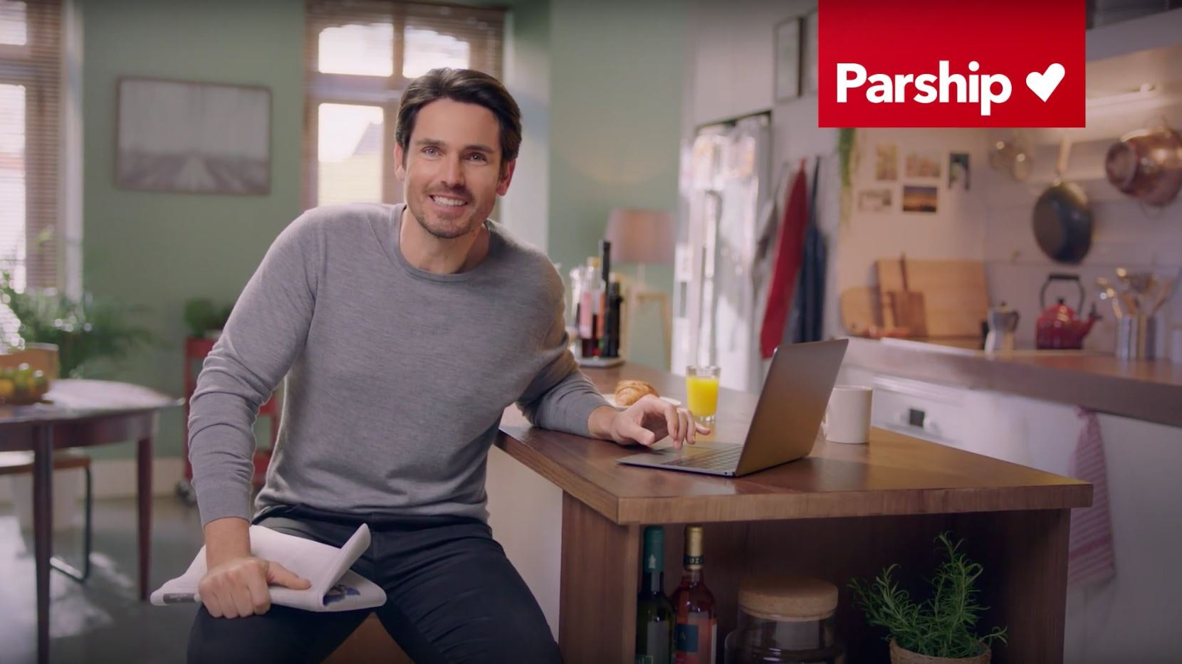 Parship werbung aus frau Psychologie partnerwahl: